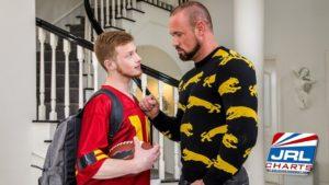 Stepdad's Got Moves - Watch Michael Roman Seduce Zach Covington