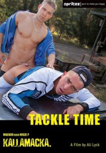 Tackle Time DVD - Spritzz Entertainment