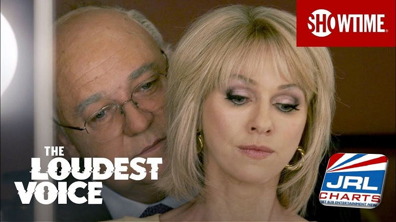 The Loudest Voice Trailer Season 1 - Russell Crow Is Roger Ailes