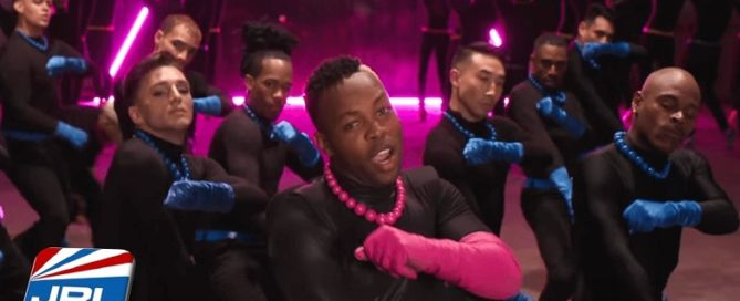 Todrick Hall New Nails, Hair, Hips, Heels MV Hits 3 Million Views