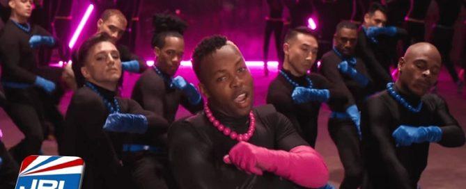 Todrick Hall New Nails, Hair, Hips, Heels MV Hits 3 Million Views