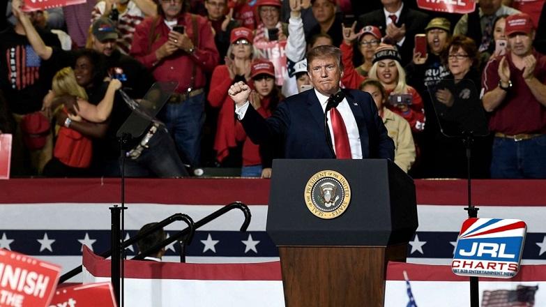Trump Campaign Stiffing El Paso $470K Bill Over Rally Security