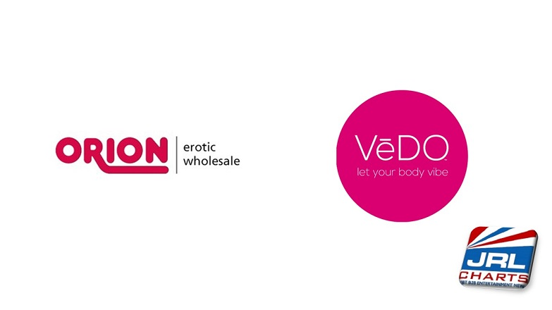 VeDO Toys and Orion Wholesale Ink European Distro Deal