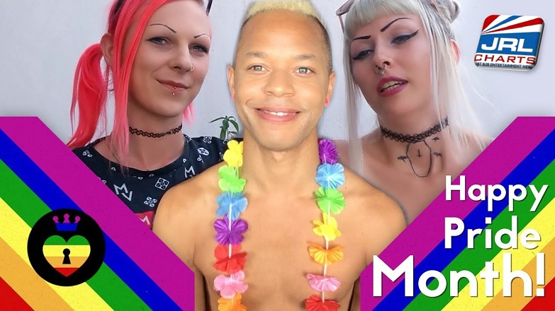 Watch ManyVids Asks MV Stars 'What Does Pride Mean to You