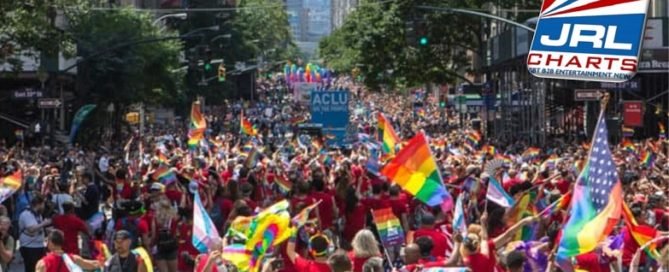 Watch World PRIDE Day Celebrated at NYC Pride March