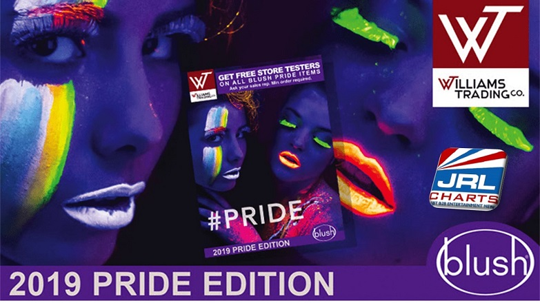 Williams Trading Co. Offers Blush PRIDE Edition Digital Catalog