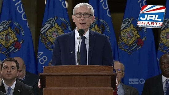 Wisconsin Gov. Evers-authorize-Pride-Flag-Over-State-Capitol