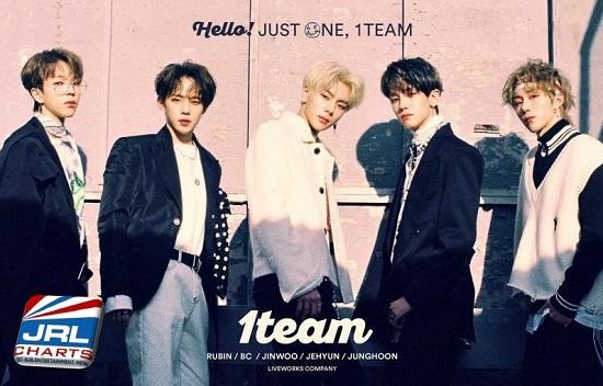 1TEAM Drops New Dance Track 'ROLLING ROLLING' [MV]