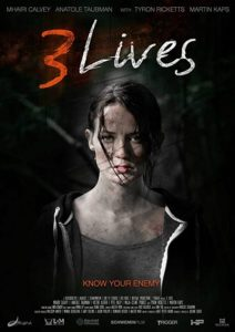 3 Lives Official Poster - 2019 - HighOctane-Pictures