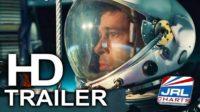 AD ASTRA Official Trailer #2, Brad Pitt, Tommy Lee Jones [Watch]