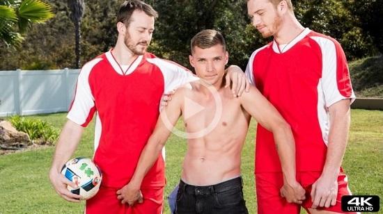 After-Game-Ass-Gay-Porn-Trailer-Mark Long-Elye Black-Dacotah Red-Next-Door-Studios