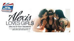 Alexis Fawx' Sweatheart Video Showcase 'Alexis Loves Girls'