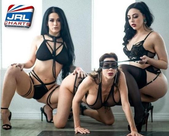 Alexis Loves Girls DVD-Lesbian-Porn -Sweatheart Video-Mile-High-Media