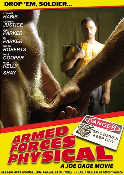 Armed Forces-Physical-DVD