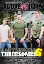 Battlefield Threesomes 6 DVD