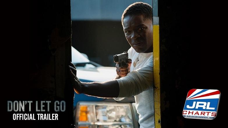 DON'T LET GO Official Trailer (2019) David Oyelowo-Blumhouse