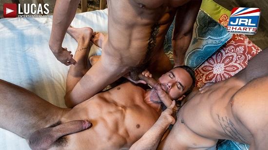 Daddy's Forbidden Lust DVD - Gay-Porn-Allen King- Max Avila-Manuel Sky-Lucas-Entertainment
