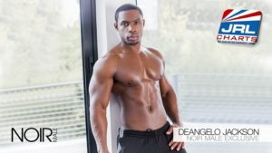 DeAngelo Jackson Becomes Face of Noir Male with Exclusive Contract