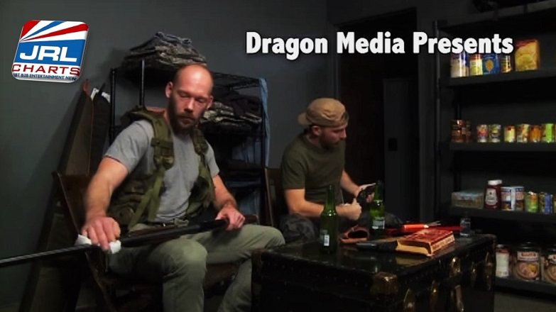 Dragon Media Streets Joe Gage's Favorite Deployed Dads DVD