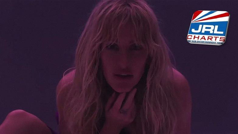 Ellie Goulding & Juice WRLD debut 'Hate Me' Music Video