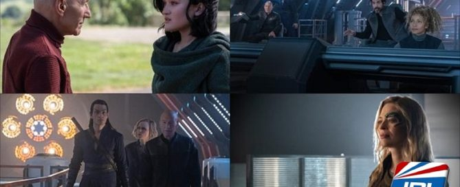FIRST LOOK - Star Trek Picard Official Comic-Con Trailer