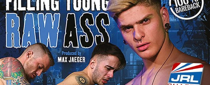 Filling Young Raw Ass DVD - RAD Video Streets Max Jaeger's Next Hit