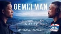 Gemini Man - Watch Will Smith Official Trailer 2 (2019)