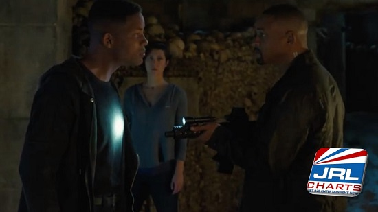 Gemini Man -Will Smith Official Trailer 2 (2019) Paramount Pictures