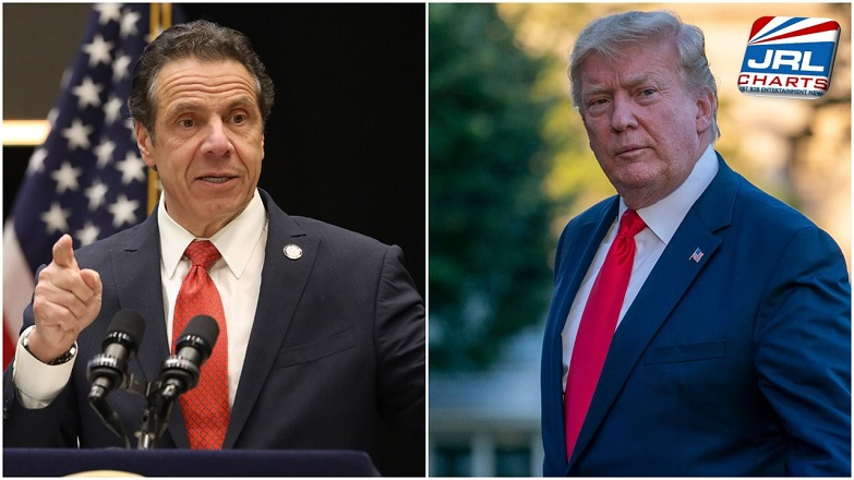 Gov. Cuomo Signs Bill to Release Trump's State Tax Returns
