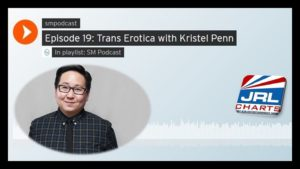 Grooby Productions Kristel Penn Guests on Streamate Podcast