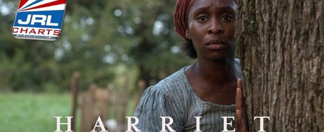 'HARRIET' Trailer - Cynthia Erivo debuts with 8 Million Views