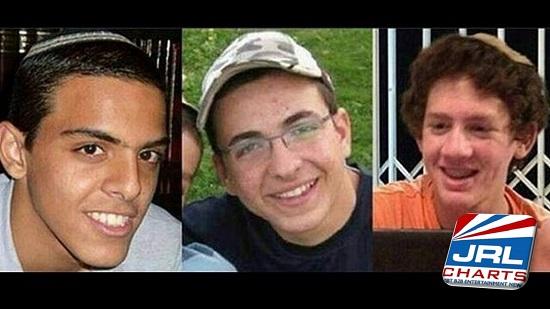 Israeli Teenagers Murdered Hagai Levi, Joseph Cedar, Tawfik Abu-Yael