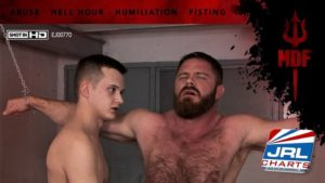 Hell Hour Punished By Silas DVD Gay BDSM Trailer Debuts