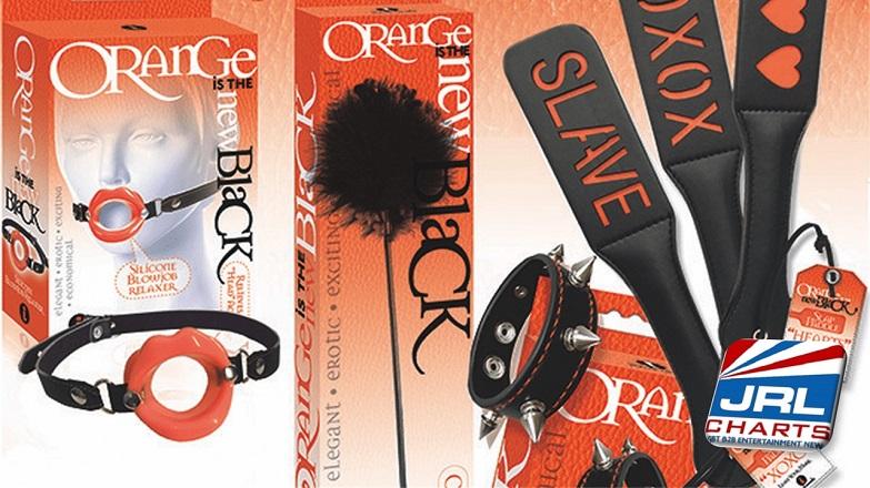 Icon Brands Debut Orange is the New Black BDSM Line