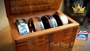 King Rings Unveil High-End Tungsten Carbide Metal Cockrings