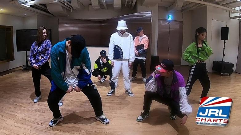 LAY drops 'Honey' Dance Practice Music Video [Watch]