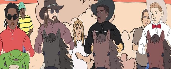 Lil Nas Drops 'Old Town Road [MV]