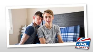 Lucas Burke and Paxton Ward are Beautiful Boys on 8teenboy