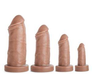 Mr. Hankey's MATEO-Four Sizes