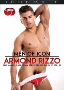 Men of Icon Armond Rizzo 2 Disc Set - Icon Male-Mile High Media
