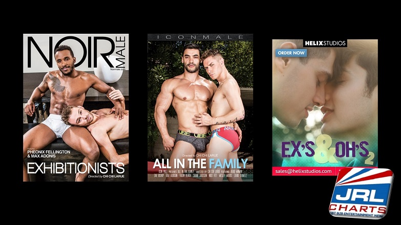 New Gay Erotica DVDs for July 25, 2019 (NSFW)
