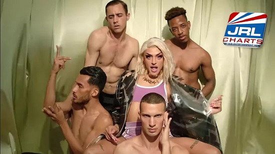Pabllo Vittar and Charli XCX (Flash Pose) Official Music Video