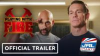 Playing with Fire Trailer (2019) John Cena, Keegan-Michael Key, John Leguizamo