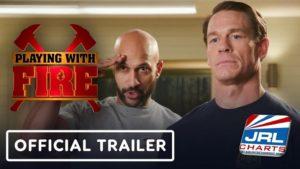 Playing with Fire Trailer (2019) John Cena, Keegan-Michael Key, John Leguizamo