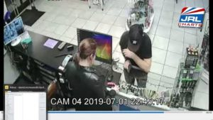 Police Release Mobile Adult Store Surveillance Video of Suspect