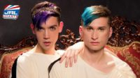 Slow Dance 'Str8 Voice MV' Debuts on LGBTQ Music Chart 28