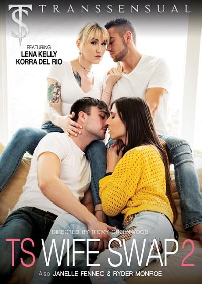 TS Wife Swap 2 DVD - TransSensual Films-Mile High Media