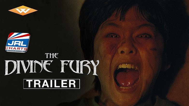 The Divine Fury Horror Action Trailer Starring Park Seo-joon