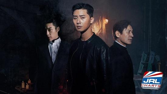 The Divine Fury Horror Movie-Starring Park Seo-joon