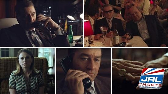 The Irishman (2019)-Robert De Niro, Al Pacino and Joe Pesci